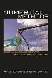 Numerical Methods by Anne Greenbaum