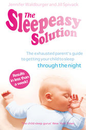 The Sleepeasy Solution by Jennifer Waldburger