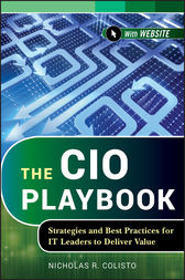 The CIO Playbook by Nicholas R. Colisto