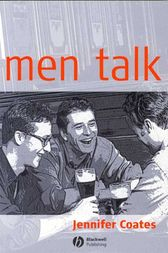 Men Talk by Jennifer Coates