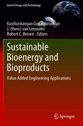 Sustainable Bioenergy and Bioproducts by Kasthurirangan Gopalakrishnan
