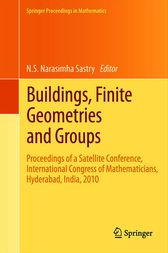 Buildings, Finite Geometries and Groups by Narasimha N.S. Sastry