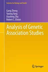 Analysis of Genetic Association Studies by Gang Zheng