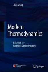 Modern Thermodynamics by Jitao Wang