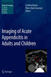 Imaging of Acute Appendicitis in Adults and Children by Caroline KEYZER