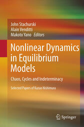 Nonlinear Dynamics in Equilibrium Models by John Stachurski