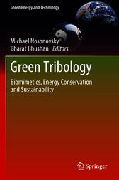 Green Tribology by Michael Nosonovsky