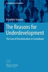 The Reasons for Underdevelopment by Donatella Strangio