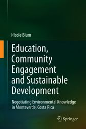 Education, Community Engagement and Sustainable Development by Nicole Blum