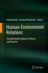Human-Environment Relations by unknown