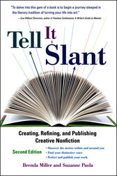 Tell It Slant, 2nd Edition by Brenda Miller