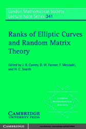 Ranks of Elliptic Curves and Random Matrix Theory by J. B. Conrey