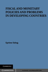 monetary policies in the developing countries essay