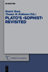 Plato's Sophist Revisited by Thomas M. Robinson