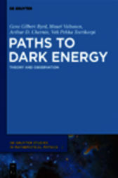 Paths to Dark Energy by Gene Byrd