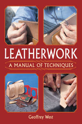 Leatherwork by Geoffrey West