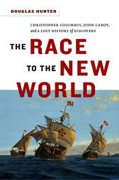 Race to the New World by Douglas Hunter