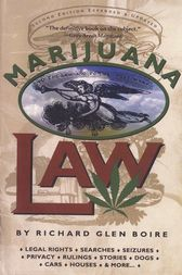 Marijuana Law by Boire