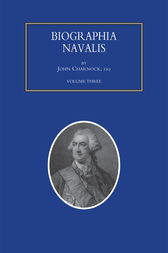 Biographia Navalis - Volume 3