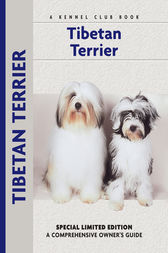Tibetan Terrier by Juliette Cunliffe