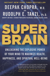 Super Brain by Rudolph E. Phd Tanzi