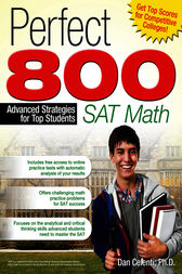 Perfect 800: SAT Math by Dan Celenti