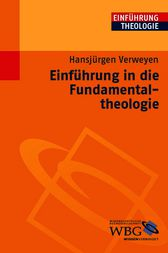 Einfhrung in die Fundamentaltheologie