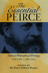 The Essential Peirce by Peirce Edition Project