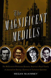 The Magnificent Medills by Megan McKinney