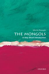 The Mongols by Morris Rossabi