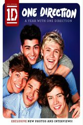One Direction: A Year with One Direction by One Direction