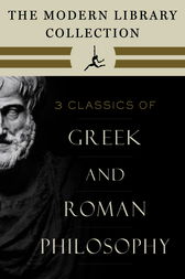 The Modern Library Collection of Greek and Roman Philosophy 3-Book Bundle by Marcus Aurelius