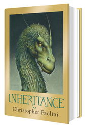 Inheritance Deluxe Edition by Christopher Paolini