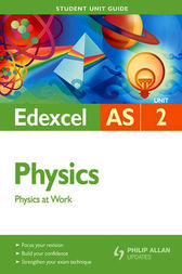 Edexcel AS Physics Student Unit Guide: Unit 2 Physics at Work