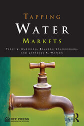 Tapping Water Markets by Terry L. Anderson