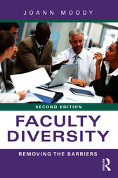 Faculty Diversity by JoAnn Moody