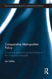Comparative Metropolitan Policy by Jen Nelles