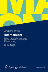 Internetrecht by Andreas Wien