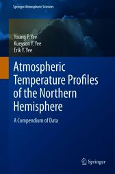 Atmospheric Temperature Profiles of the Northern Hemisphere by Young P. Yee