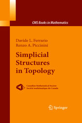 Simplicial Structures in Topology by Davide L. Ferrario