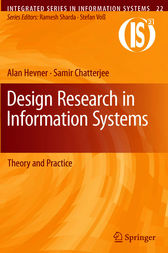 Design Research in Information Systems by Alan Hevner