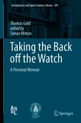 Taking the Back off the Watch by Thomas Gold