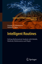Intelligent Routines by George Anastassiou