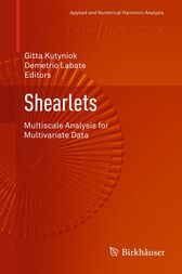 Shearlets by Gitta Kutyniok