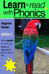 Learn to Read with Phonics - Book 5 by Sally Jones