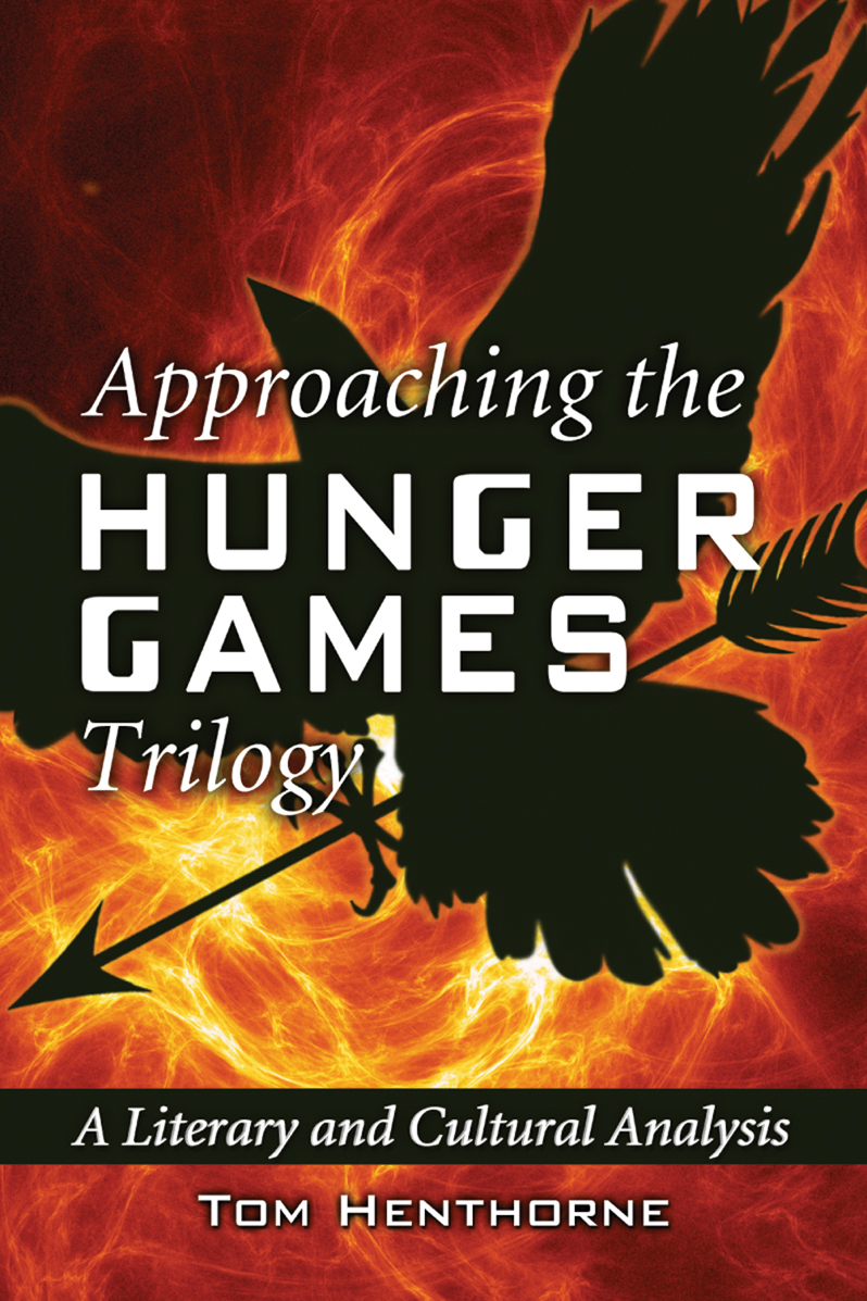 hunger games essay plan
