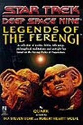 S/trek Ds9 Legend Of The Ferengi by Ira Steven Behr