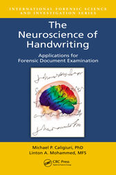 The Neuroscience of Handwriting by Michael P. Caligiuri