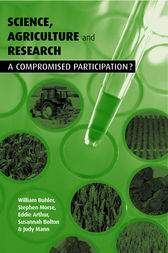 Science Agriculture and Research by Susannah Bolton