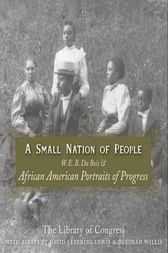 A Small Nation of People by David Levering Lewis